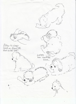 DRAWING DOGS 3.5