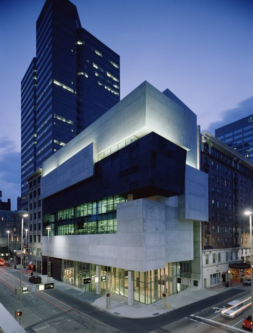2003Center for Contemporary Art_photo Roland Halbe Cincinnati Ohio