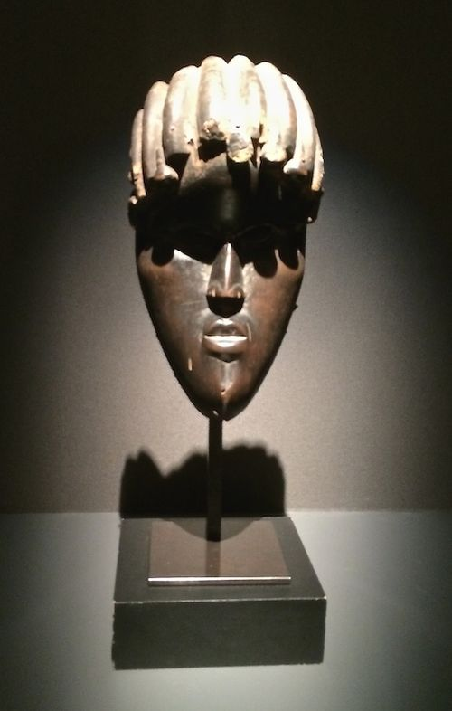 African head 7